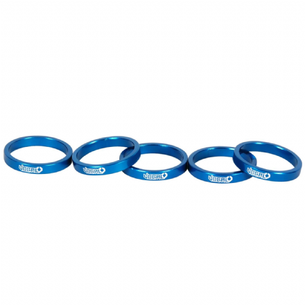 Vocal Headset Spacer Alloy 5mm - Blue